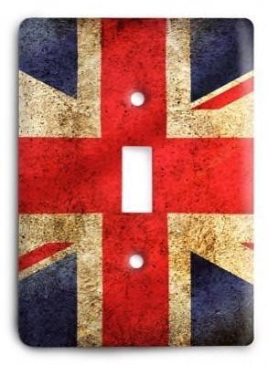 UK Light Switch Cover - Colorful Switches