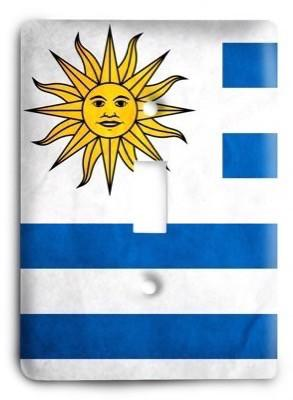 Uruguay Light Switch Cover - Colorful Switches