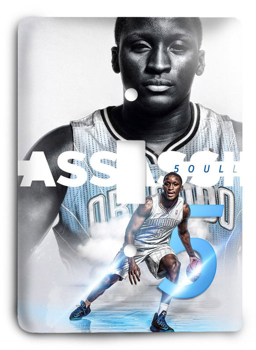 Victor Oladipo Magic Light Switch Cover - Colorful Switches