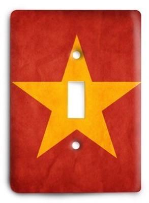 Vietnam Light Switch Cover - Colorful Switches
