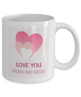 Love you more and more - Coffee Mug - Uncle Seal