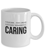 Zodiac Signs Coffee Mug - Cancer - Uncle Seal