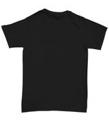 Abstract Smoke - Black Tshirt - Uncle Seal