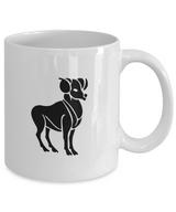 Zodiac Signs Coffee Mug - Aries - Uncle Seal