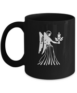 Zodiac Signs Coffee Mug - Virgo - Uncle Seal