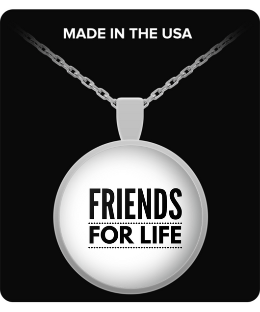 Friends for life - Necklace design - Uncle Seal
