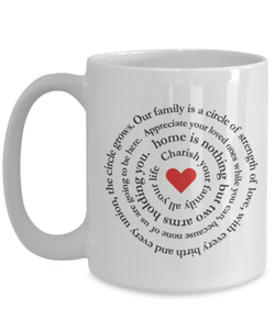 Family Love - Coffee Mug - Uncle Seal
