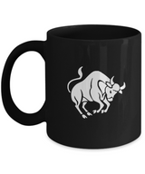 Zodiac Signs Coffee Mug - Taurus - Uncle Seal