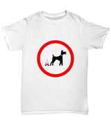 No Poop allowed - Tshirt - Uncle Seal
