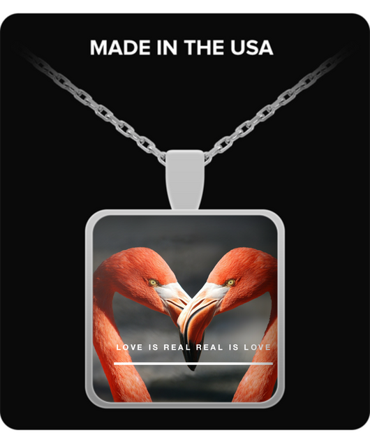 Love is real - Necklace - Uncle Seal