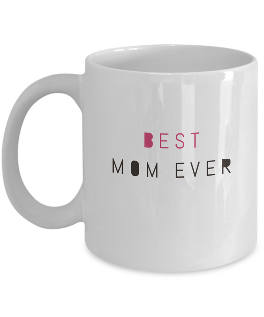 Best mom ever - Coffee Mug - Uncle Seal