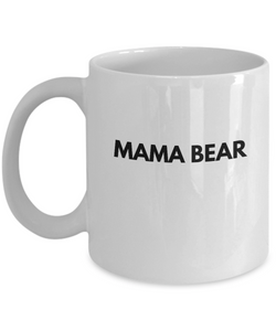 Funny Bear Mugs - 11 oz Coffee Mug - I cant Adult Today - Great Gift for Men, Women, Mom or Dad, Sister, and Brother - Uncle Seal