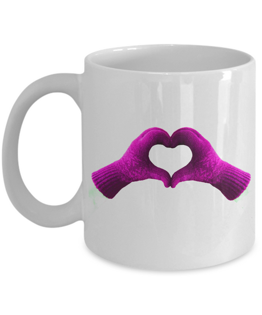 Love Gloves Design - Mug - Uncle Seal