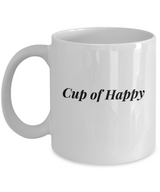 Happy Happy Happy Mug - Great Gift for Men, Women, Mom or Dad, Sister, and Brother - Uncle Seal