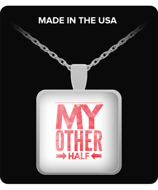 My Other Half - Necklace - Uncle Seal