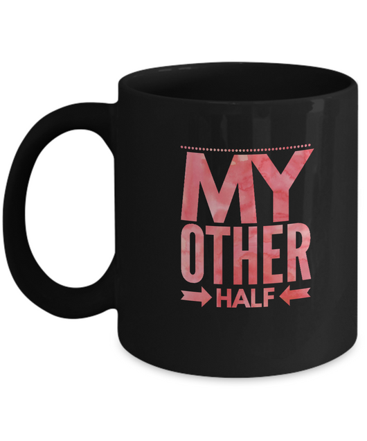 My Other Half - Coffee Mug gift - Uncle Seal
