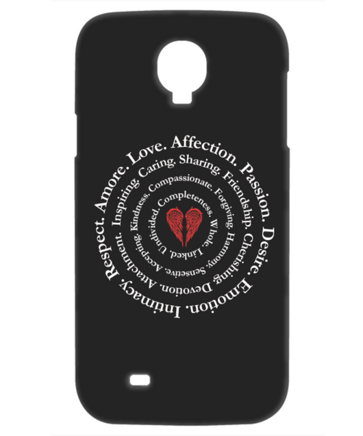 Love design Samsung Galaxy Case cover - Uncle Seal