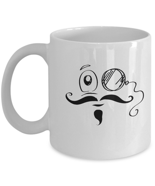 Funny Proffessor -  Coffee Mug Design - Uncle Seal