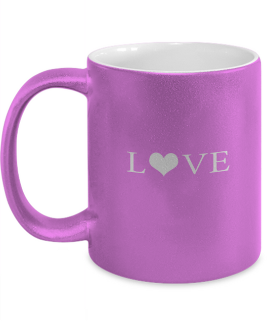Love Design - Coffee Mug - Uncle Seal