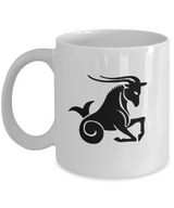 Zodiac Signs Coffee Mug - Capricorn - Uncle Seal