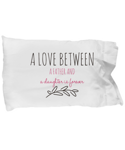 Love between father and daughter - Pillow Case - Uncle Seal