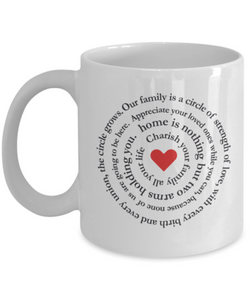 Family Inspiration Art mug Design - Uncle Seal