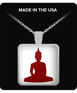 Meditation Yoga Necklace - Uncle Seal