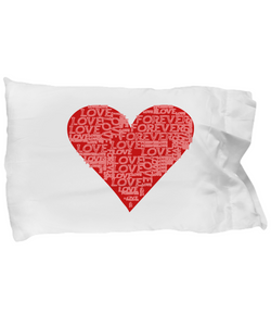 Love Forever - Pillow Case Design - Uncle Seal