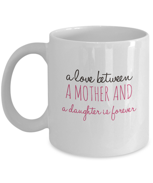 Love between mother and daughter - Coffee mug - Uncle Seal
