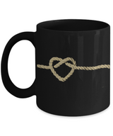 Love Tied - Coffee Mug - Uncle Seal