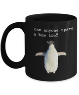 Funny Penguin - Coffee Mug - Uncle Seal