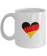 Heart of Germany - Coffee Mug - Uncle Seal
