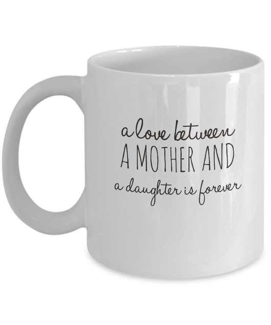 Love betweenMother and daughter - Coffee mug - Uncle Seal