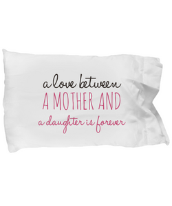 Love between Mother and daughter - Pillow Case - Uncle Seal