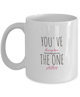 You've Always been the one - Coffee Mug White - Uncle Seal