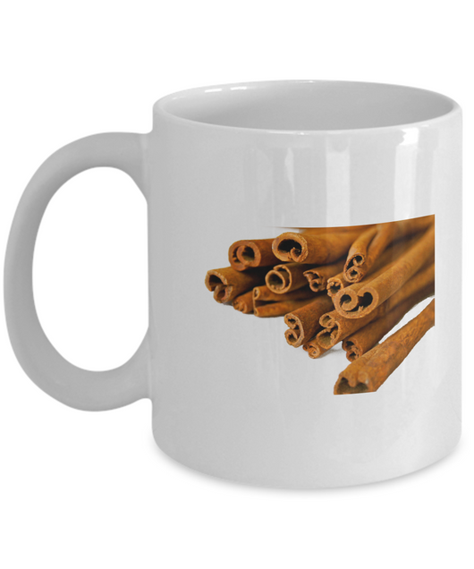 Cinnamon Coffee Mug design - Uncle Seal