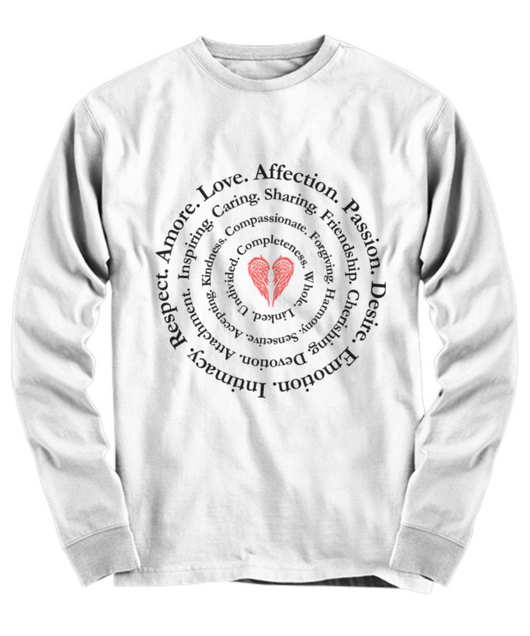 Love creative designed Sweatshirt - Uncle Seal