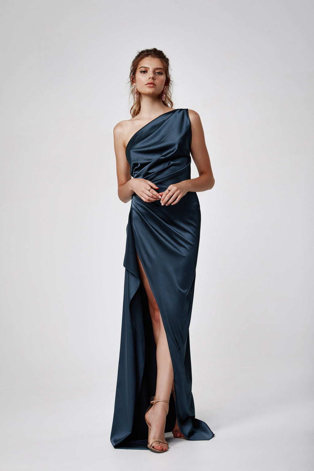 "Lexi ""Samira"" Dress in Orion Blue"