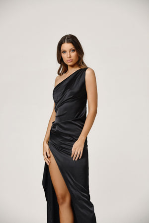 "Lexi ""Samira"" Dress - Black"
