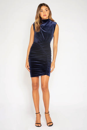 Bianca & Bridgett Natalia Dress - Navy