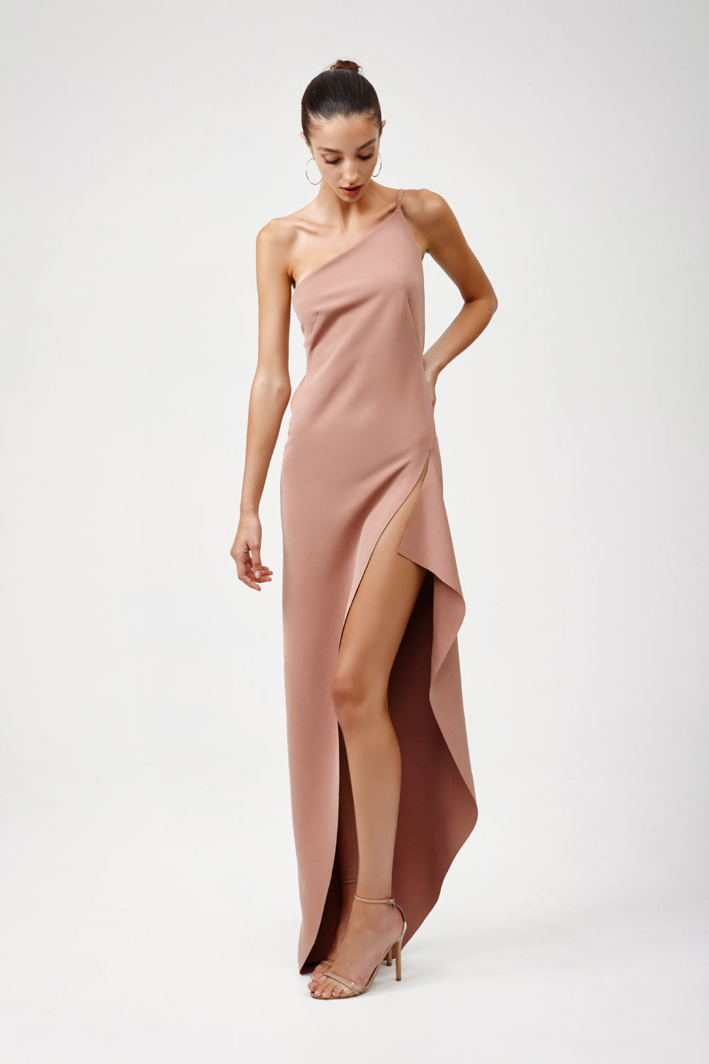 "Lexi ""Lina"" Dress - Blush"