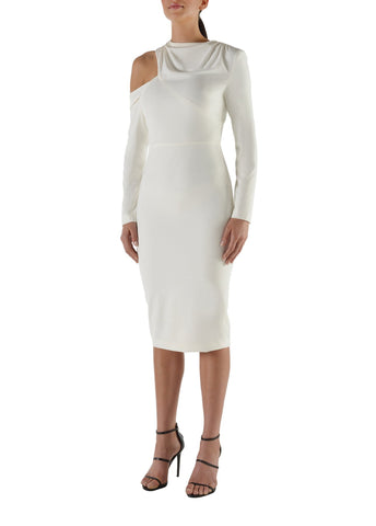"Chriselle ""Ministry of Love"" Long Sleeve gown"