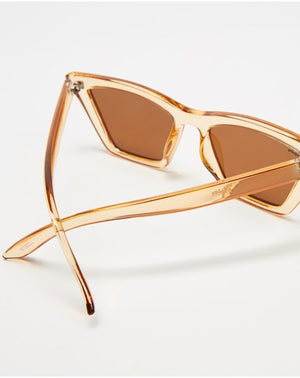 Reality Eyewear - Lizette Champagne Sunglasses