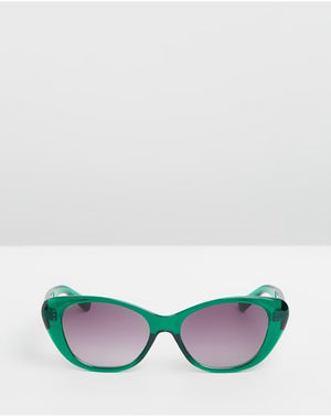 Reality Eyewear - Sloane Ranger Emerald Sunglasses