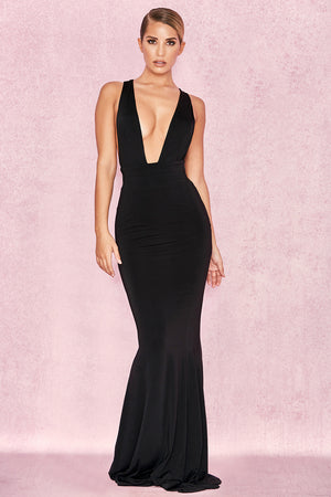 "House of CB ""Miacova"" Gown"