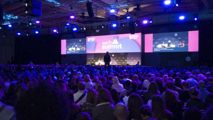 The Eco Warriors that Tagged Web Summit 2018 (Part 1)