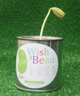 Wish-a-Bean - Personalized Messages Can