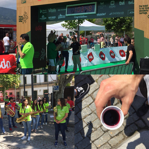 Chegada Mini-Maratona - EDP Running Wonders - Vinho do Porto - Orquestra