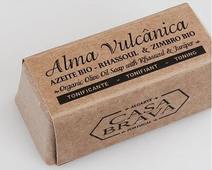 Alma Vulcânica Sabonete Natural Vegan & Eco-Friendly