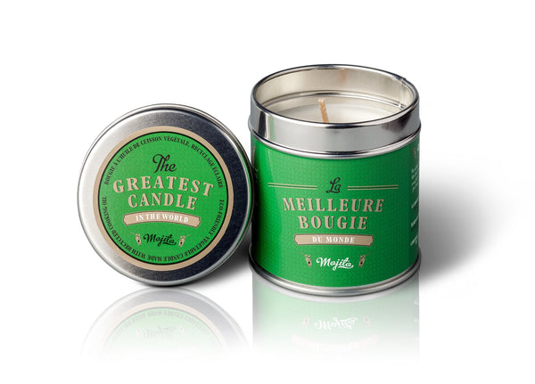 Velas feitas com óleos alimentares usados Greatest Candle in the World kit de pó para velas